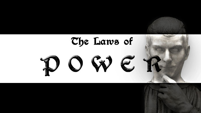 The 48 Laws of Power Summary by Robert Greene
