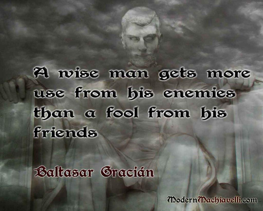 Baltasar Gracián Quote