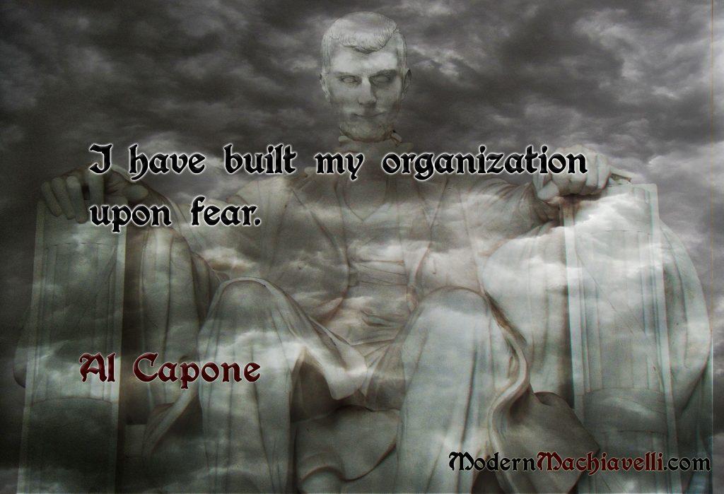 Al Capon Quote