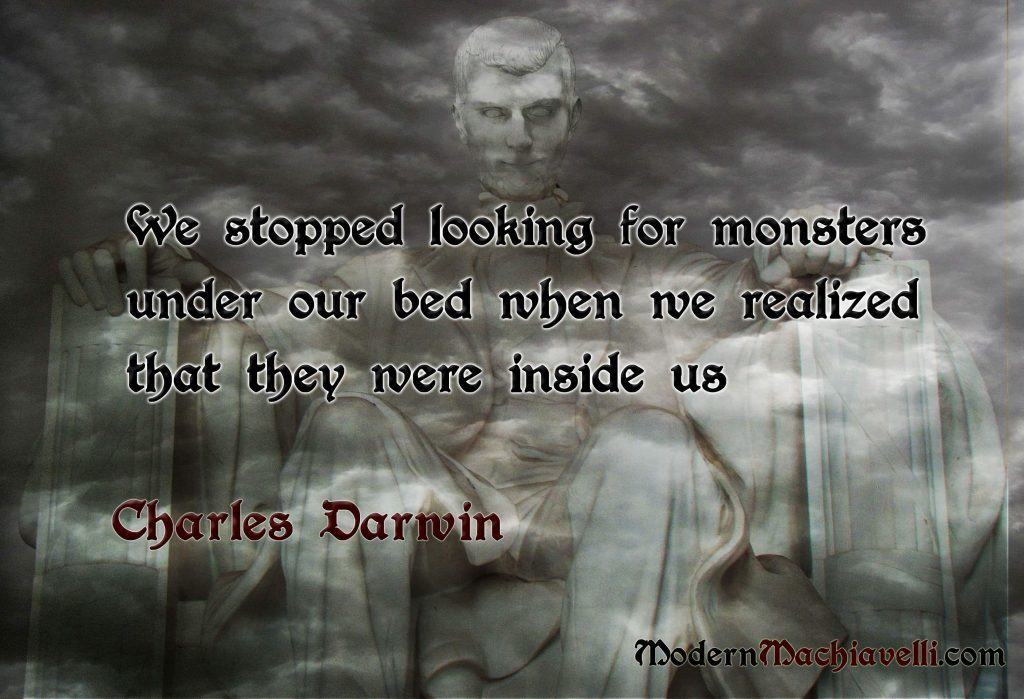 Quote Charles Darwin