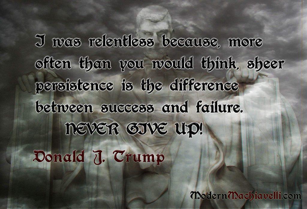 Quote Donald J Trump