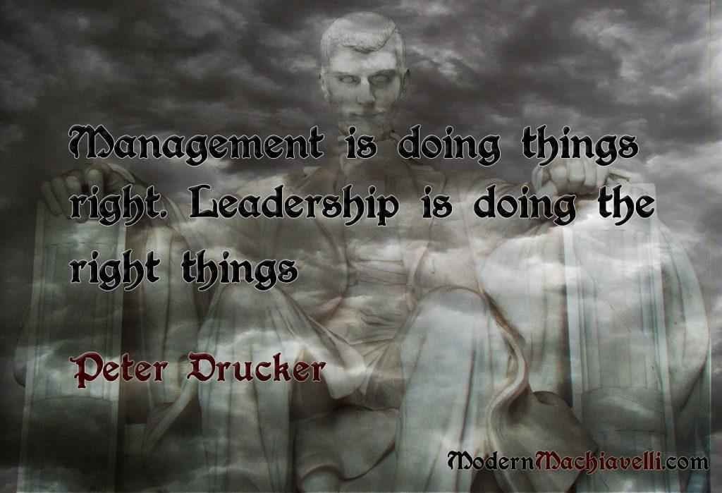 Quote Peter F Drucker 1
